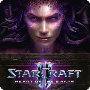 Starcraft 2: Heart Of The Swarm (RUS)