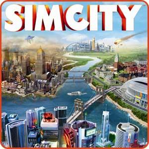 Скидка 58% на игру SimCity