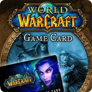 Скидка 13% на игру World of Warcraft тайм-карта 60 дней (RUS)