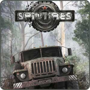 Скидка 52% на игру Spintires - Симулятор внедорожников