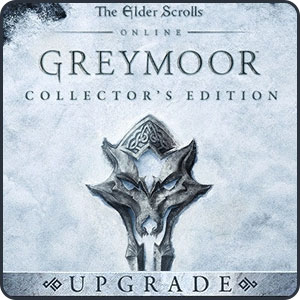 The Elder Scrolls Online - Greymoor Collector's Edition Upgrade (оф. сайт)