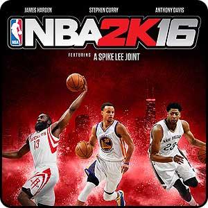 Скидки 36% на покупку игры NBA 2K16