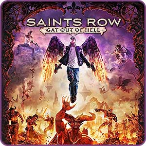 Скидка 27% на игру Saints Row: Gat out of Hell