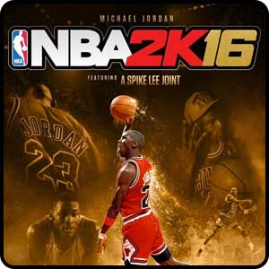 Скидка 80% на игру NBA 2K16 - Michael Jordan Edition