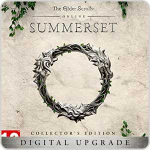 The Elder Scrolls Online: Summerset Digital Collector's Edition Upgrade (оф.сайт)