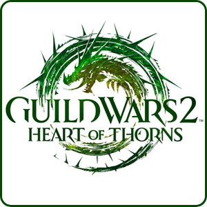 Скидка 31% на игру Guild Wars 2: Heart of Thorns (EU)