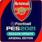 eFootball PES 2021 Season Update Arsenal Edition
