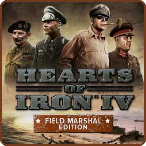Hearts of Iron 4 Field Marshal Edition
