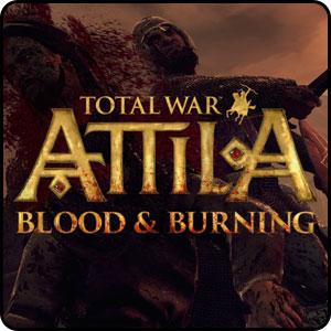 Скидка 42% на игру Total War Attila - Blood & Burning (Кровь и Огонь)