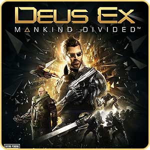 Купить ключ Deus Ex: Mankind Divided
