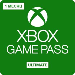Xbox Game Pass Ultimate на 1 месяц