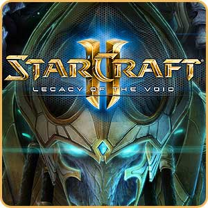 Скидка 41% на игру Starcraft 2: Legacy of the Void (RUS)