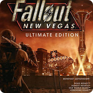 Fallout: New Vegas. Ultimate Edition