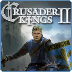 Скидка 68% на игру Crusader Kings II Collection
