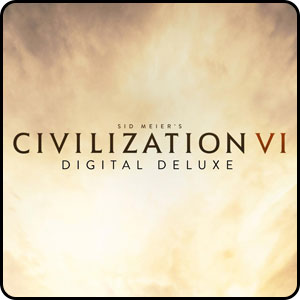 Скидка 24% на игру Sid Meier's Civilization 6 Digital Deluxe