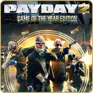Скидка 47% на игру Payday 2 GOTY