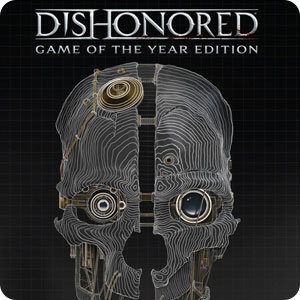 Скидка 73% на игру Dishonored Definitive Edition