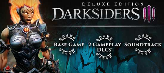 Darksiders 3 Deluxe Edition