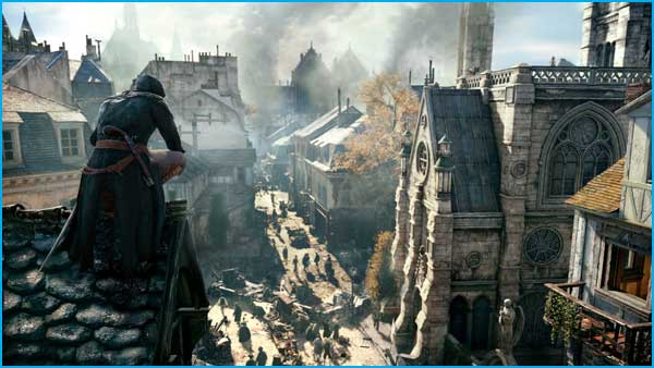 ключ assassin's creed unity