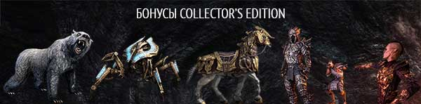 бонусы Collectors Edition