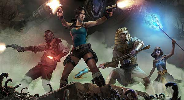 ключ Lara Croft and the Temple of Osiris