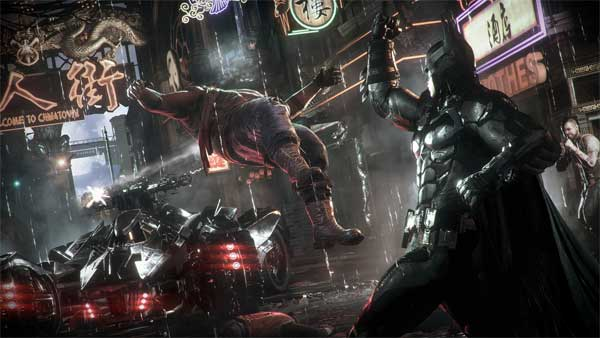 ключ Batman: Arkham Knight